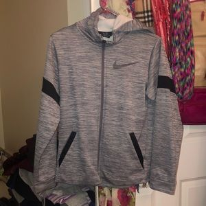 Youth boys size XL Nike dri-Fit zip-up hoodie